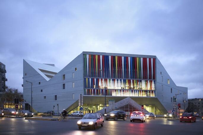 LILLE YOUTH HOSTEL referent photo jds architects JulienLanoo - MIPIM Awards : les architectes français lauréats