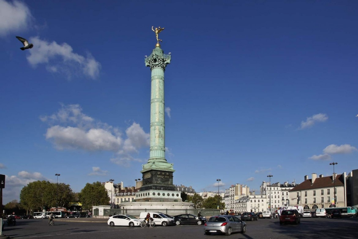 Place de la Bastille, Paris