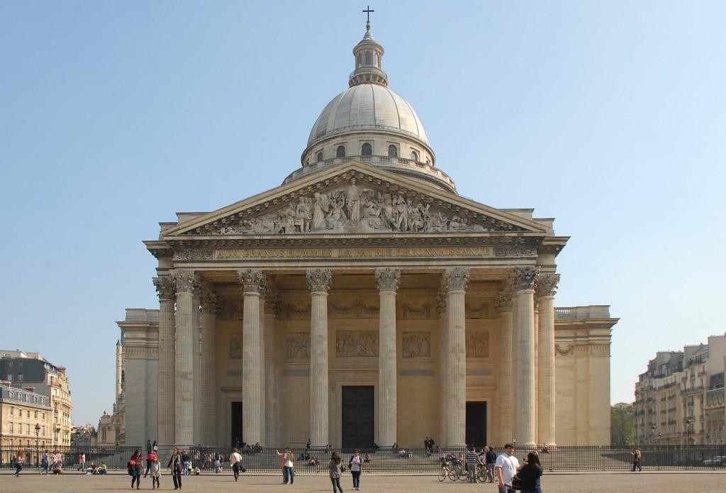 place du Panthéon 1024x695 - Sept places seront réaménagées à Paris d'ici 2020