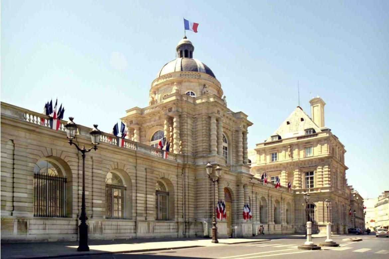 Le Sénat, Paris.