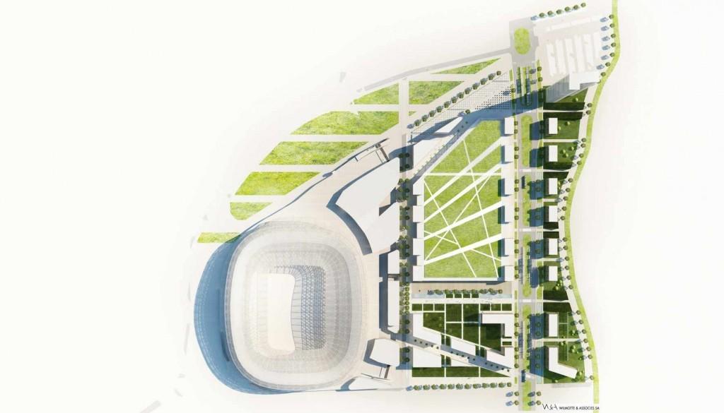 Wilmotteassocies 1024x585 - Jean-Michel Wilmotte conçoit un éco-quartier et un magasin Ikea à Nice