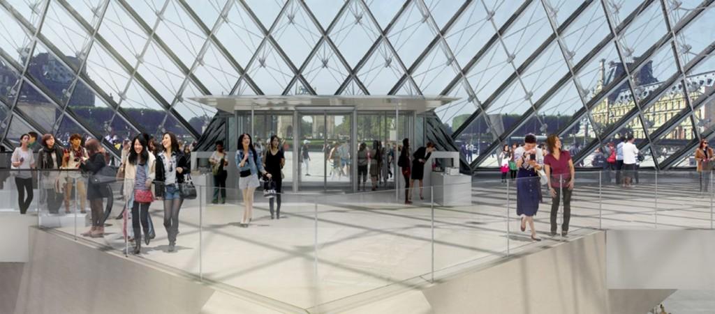 Belvédère doublemement du controle daccès projet c Agence Search compressed 1024x451 - Chantier Pyramide : 12 pour 1