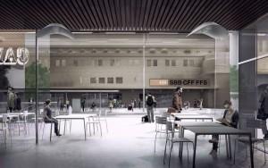 Place vue depuis le nord compressed 300x188 - TVK remporte le réaménagement de la Place de la Gare