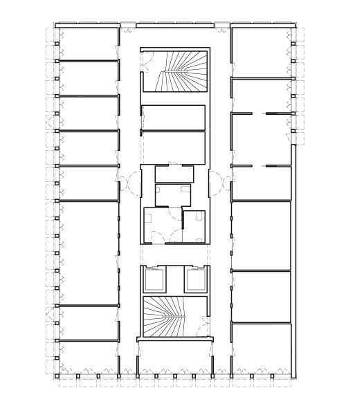 Plan 2 compressed - Gilles Perraudin : au-delà de la pierre, le bois