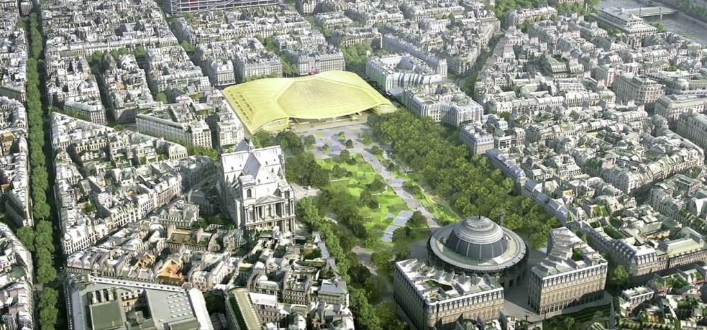 Projet Halles compressed 1024x478 - Inauguration de la Canopée et du Forum des Halles