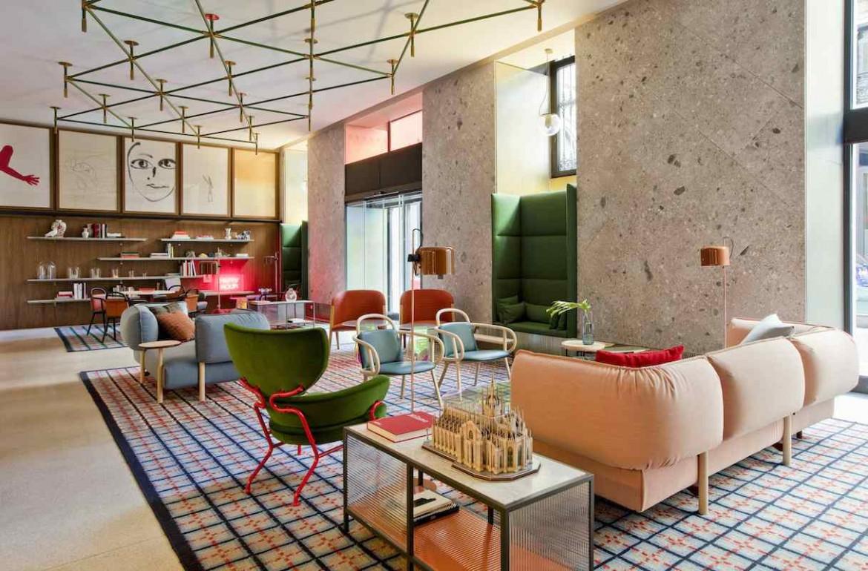giulia 5 1170x770 - Un hôtel signé Patricia Urquiola à Milan