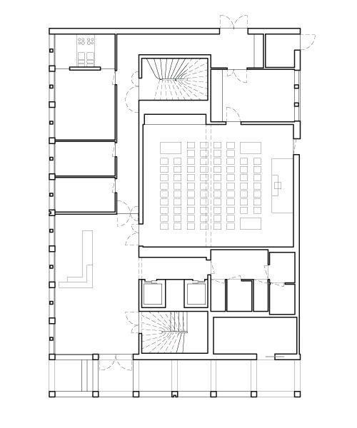 plan 3 compressed - Gilles Perraudin : au-delà de la pierre, le bois