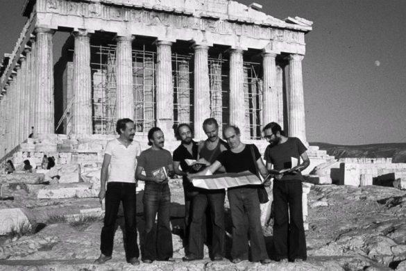 universalistes 585x390 - Les universalistes, 50 ans d'architecture portugaise