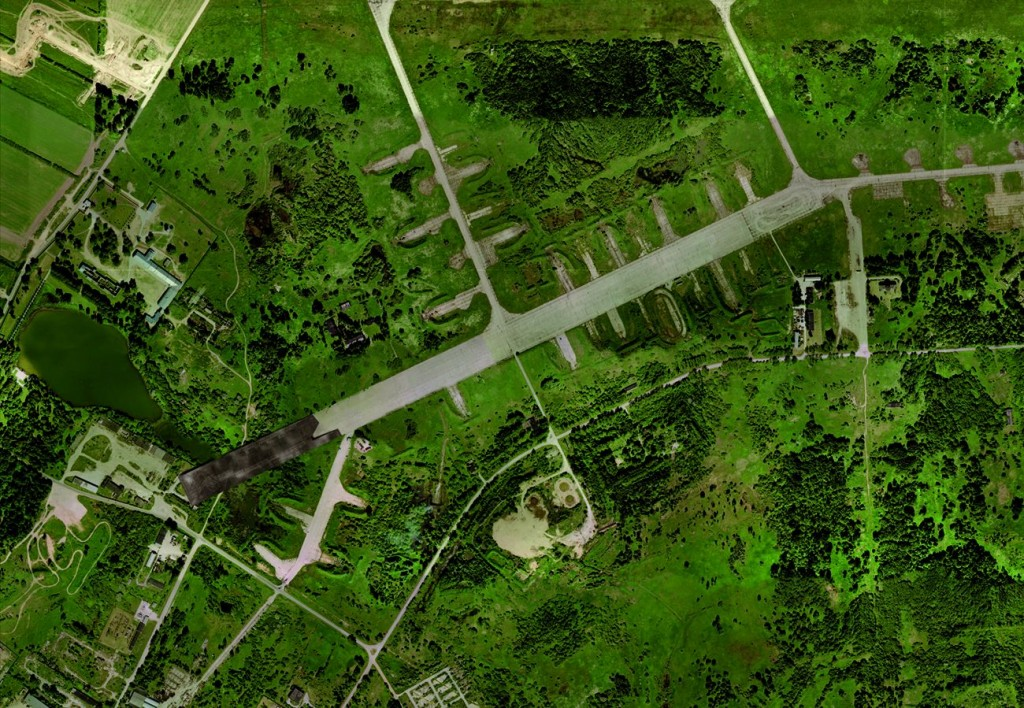00 Vue aérienne de la piste en extension du musée HR   DGT architects compressed 1024x708 - Grand Prix Afex pour le Musée national estonien