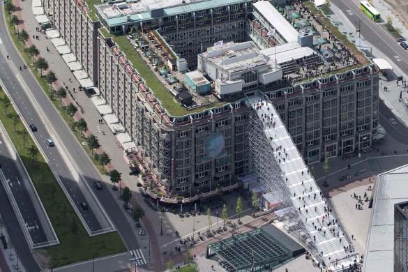 19 De Trap ∏Ossip compressed 585x390 - Rotterdam : MVRDV cultive l'esprit d'escalier