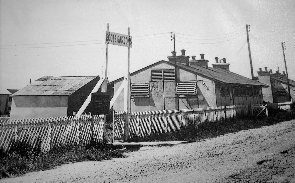 Baraquement hier Copyright Mairie de Gonfreville l Orcher 1024x637 - Deux baraquements après-guerre muséifiés