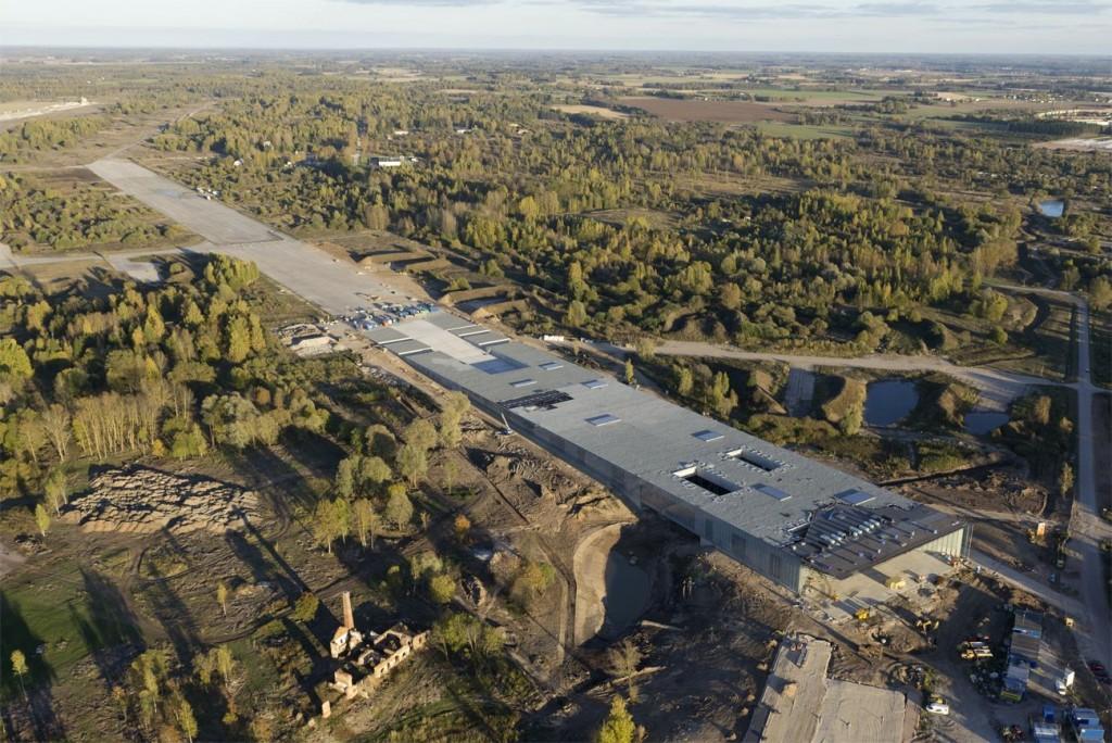 EE01 drone compressed 1024x684 - Grand Prix Afex pour le Musée national estonien
