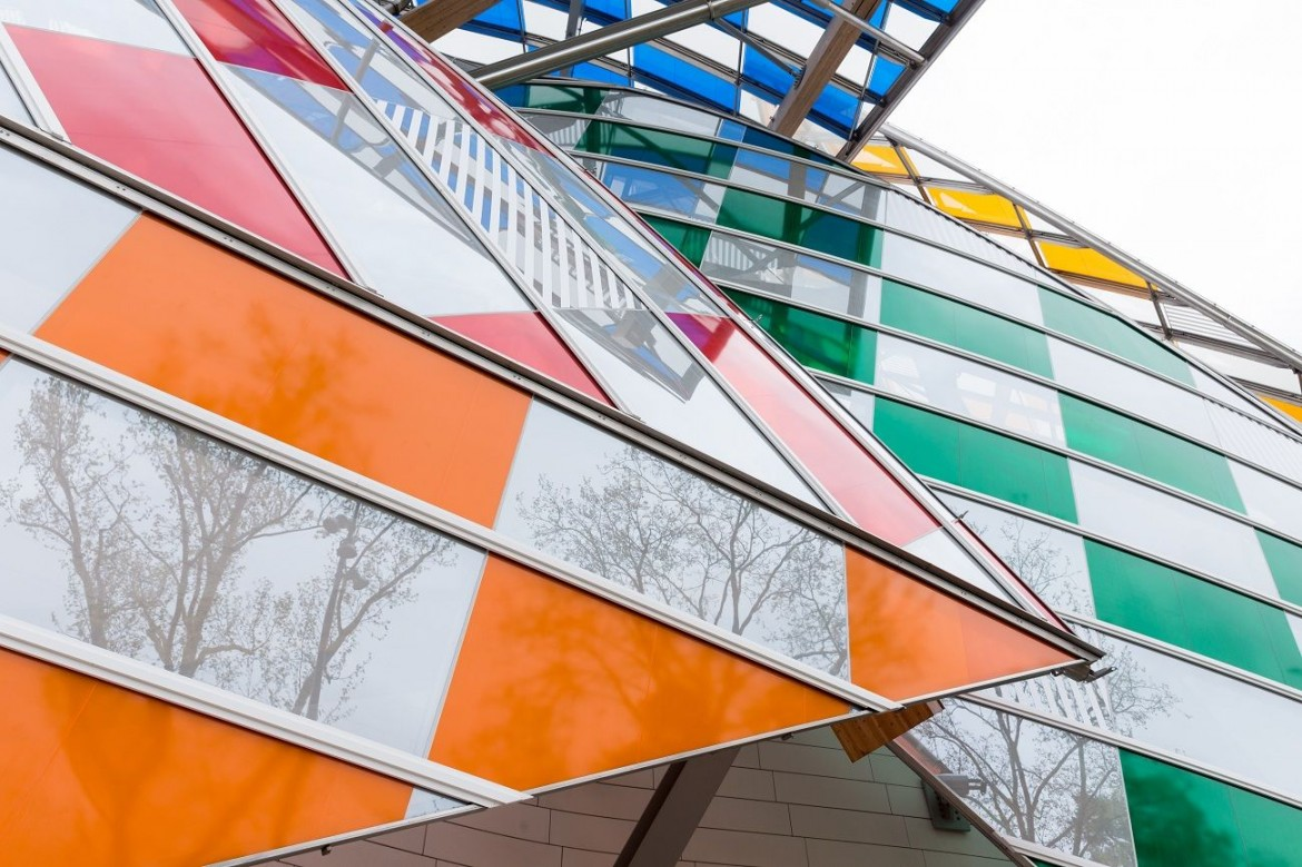 FLV Daniel Buren 7655 10498 compressed 1170x779 - Daniel Buren anime la fondation Vuitton