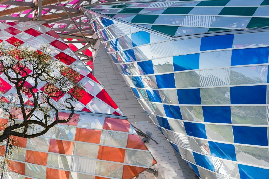 FLV Daniel Buren 9921 10514 compressed 1024x682 - Daniel Buren anime la fondation Vuitton