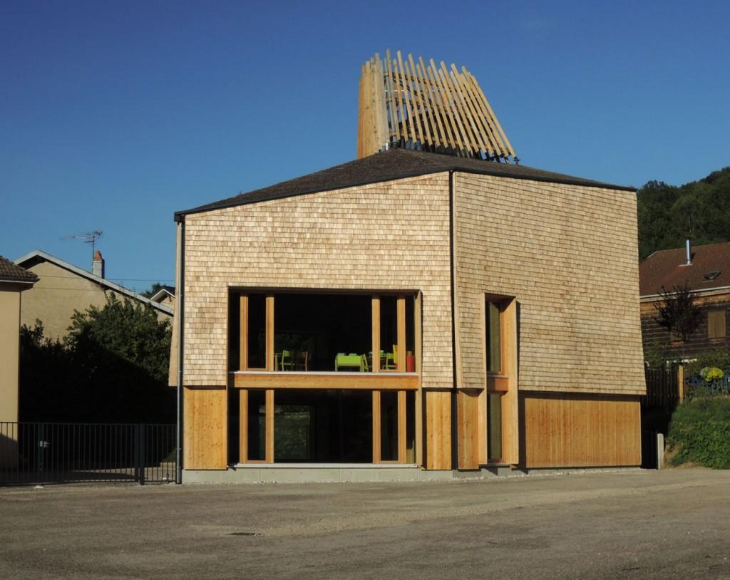 HAHA Accueil periscolaire Tendon © Atelier darchitectures HAHA compressed 1024x814 - Nouvelles du front, nouvelles richesses
