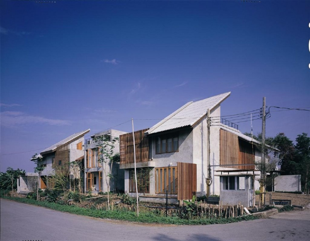 Projet dhabitation coopératif TEN House Bangkok Thaïlande 2006 @ CASE Studio 1024x795 - Global Award 2/6 : La richesse du pauvre