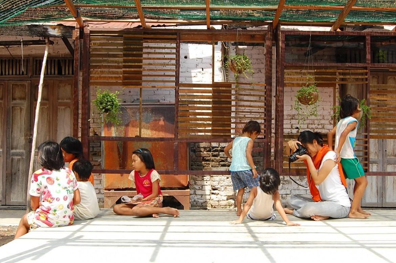 Rénovation du bidonville du marché de Minburi Bangkok Thaïlande 2009 @ CASE Studio 1170x778 - Global Award 2/6 : La richesse du pauvre