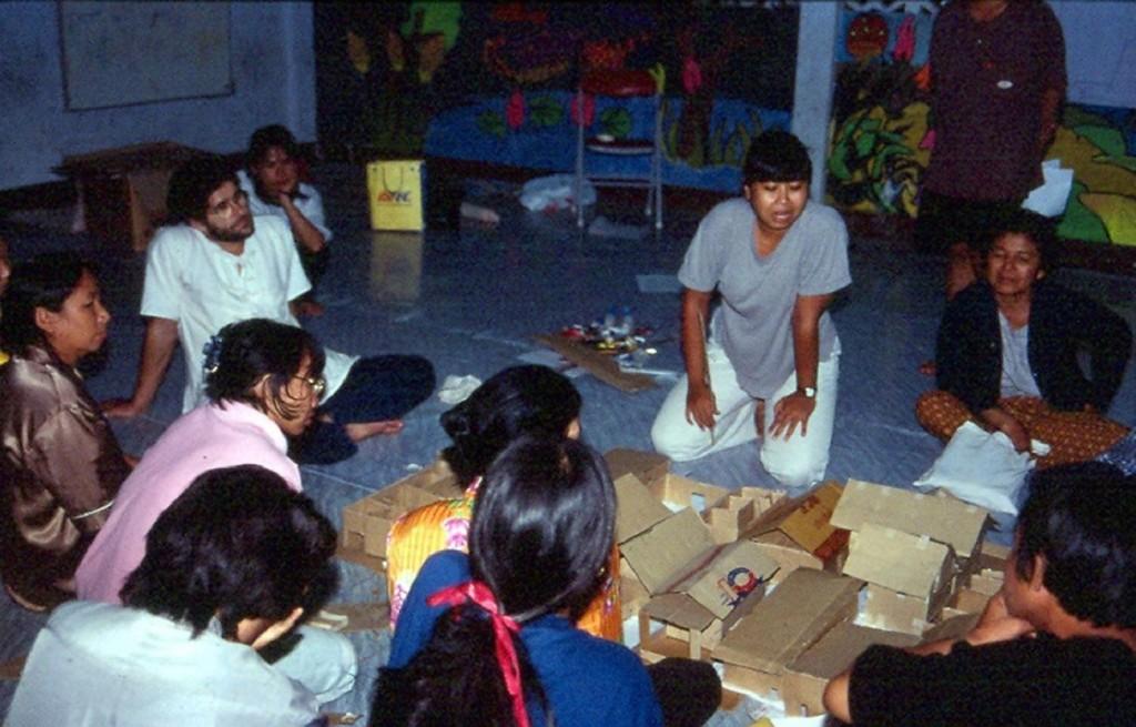 Relogement des habitants du quartier de Santitham à Chiang Mai Thaïlande 1996 1997 @ CASE Studio 1024x655 - Global Award 2/6 : La richesse du pauvre