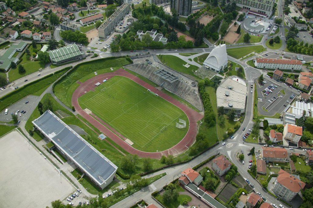 Site le Corbusier Firminy vue aérienne compressed 1024x681 - Firminy, la cité méconnue de Le Corbusier