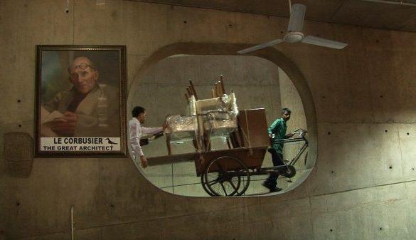 16 Palais de lAssemblée compressed 600x337 585x337 - Chandigarh, 50 ans après Le Corbusier