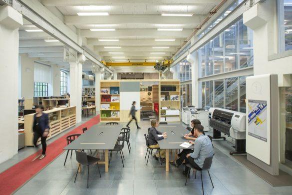 AREP DesignLab 2016 YannAudic MK3 7834 compressed 585x390 - AREP Designlab : Design thinking appliqué aux espaces de la mobilité