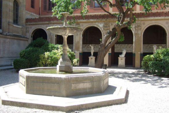 Cour du murier 600x450 585x390 - Les écoles d'architecture ouvrent leurs portes