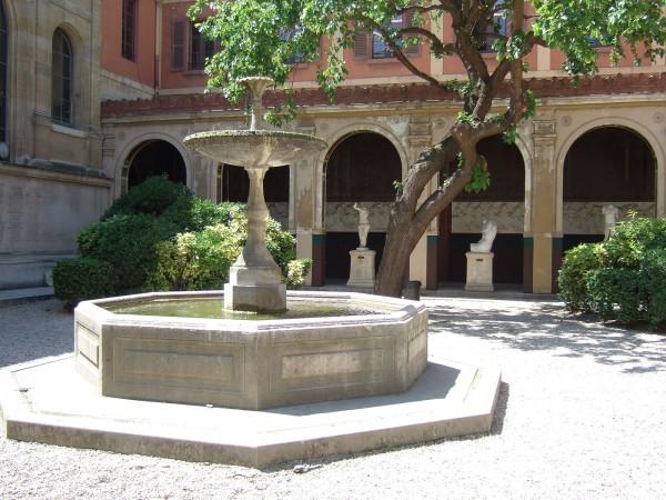 Cour du murier 600x450 - Les écoles d'architecture ouvrent leurs portes