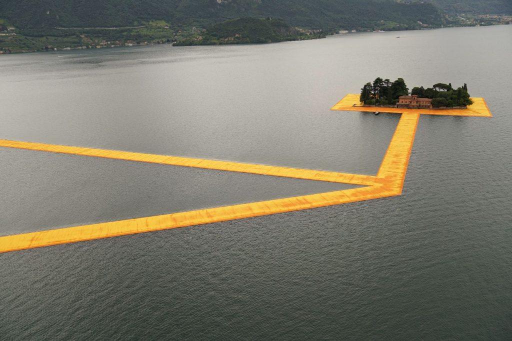 DSC07218 compressed 1024x683 - Christo : un sentier sur l'eau