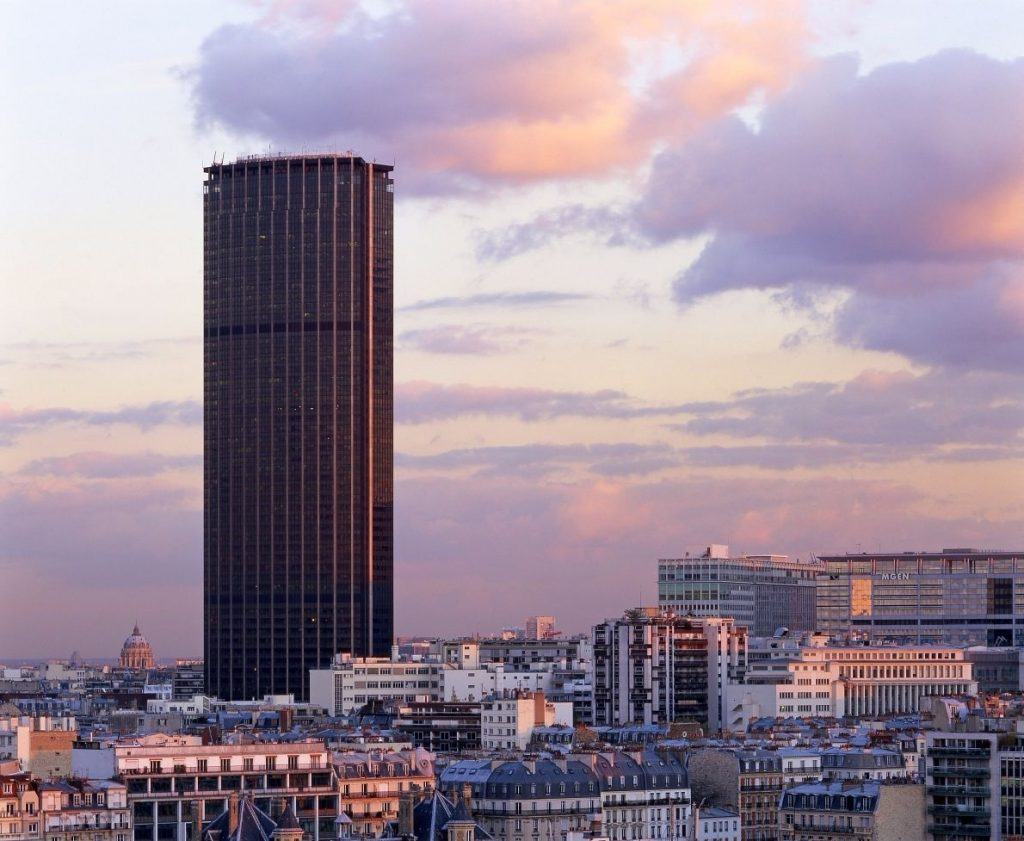 redessiner la tour montparnasse archicree. Black Bedroom Furniture Sets. Home Design Ideas