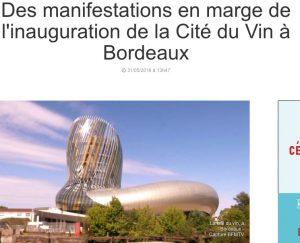 bfmtv compressed 1 300x243 - Décantation de la Cité du Vin : la revue de presse du 7 juin 2016