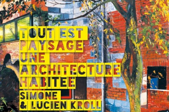 exposition Kroll 40x60 HD compressed 600x900 585x390 - Simone et Lucien Kroll à la Cité
