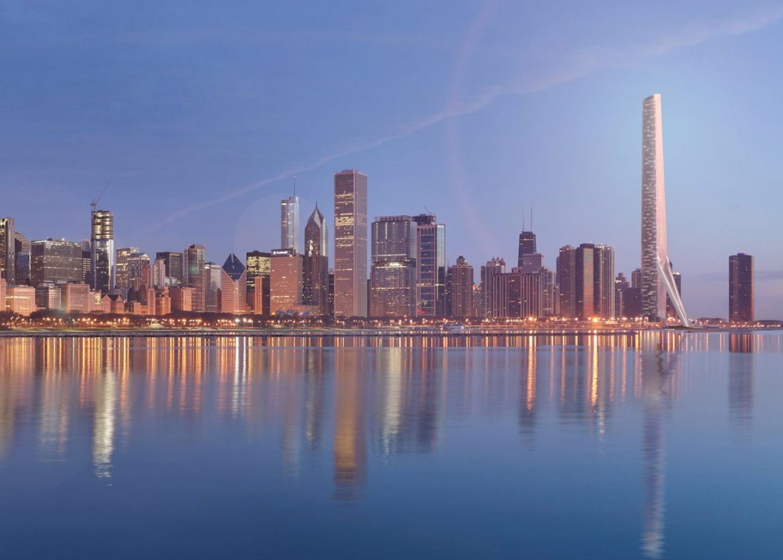 gateway tower gensler chicago skyscraper usa dezeen 1568 0 compressed 1170x836 - Retour sur la Biennale, interview de Koolhaas... : la revue de presse du 14 juin 2016
