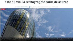 lefigaro compressed 1 300x169 - Décantation de la Cité du Vin : la revue de presse du 7 juin 2016