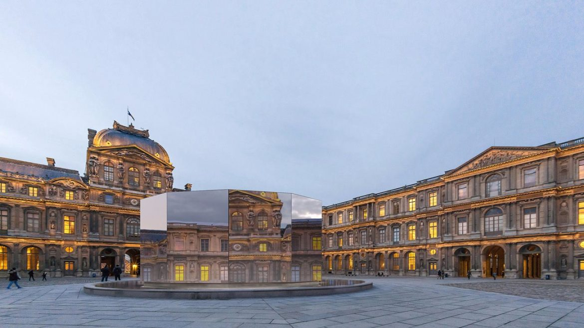 1 Eva Jospin Panorama projet © architecture Outsign courtesy Noirmontartproduction compressed 1170x658 - Panorama au Louvre