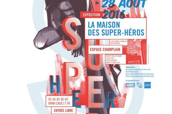 Affiche A4 compressed 585x390 - La maison des Super-Héros