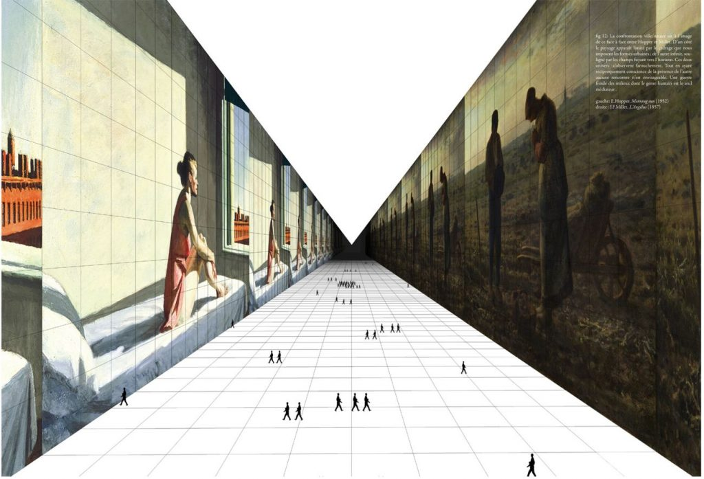 ENSA nantes bordeline 1024x697 - Epilogue : La France vue de Venise, le temps des arpenteurs