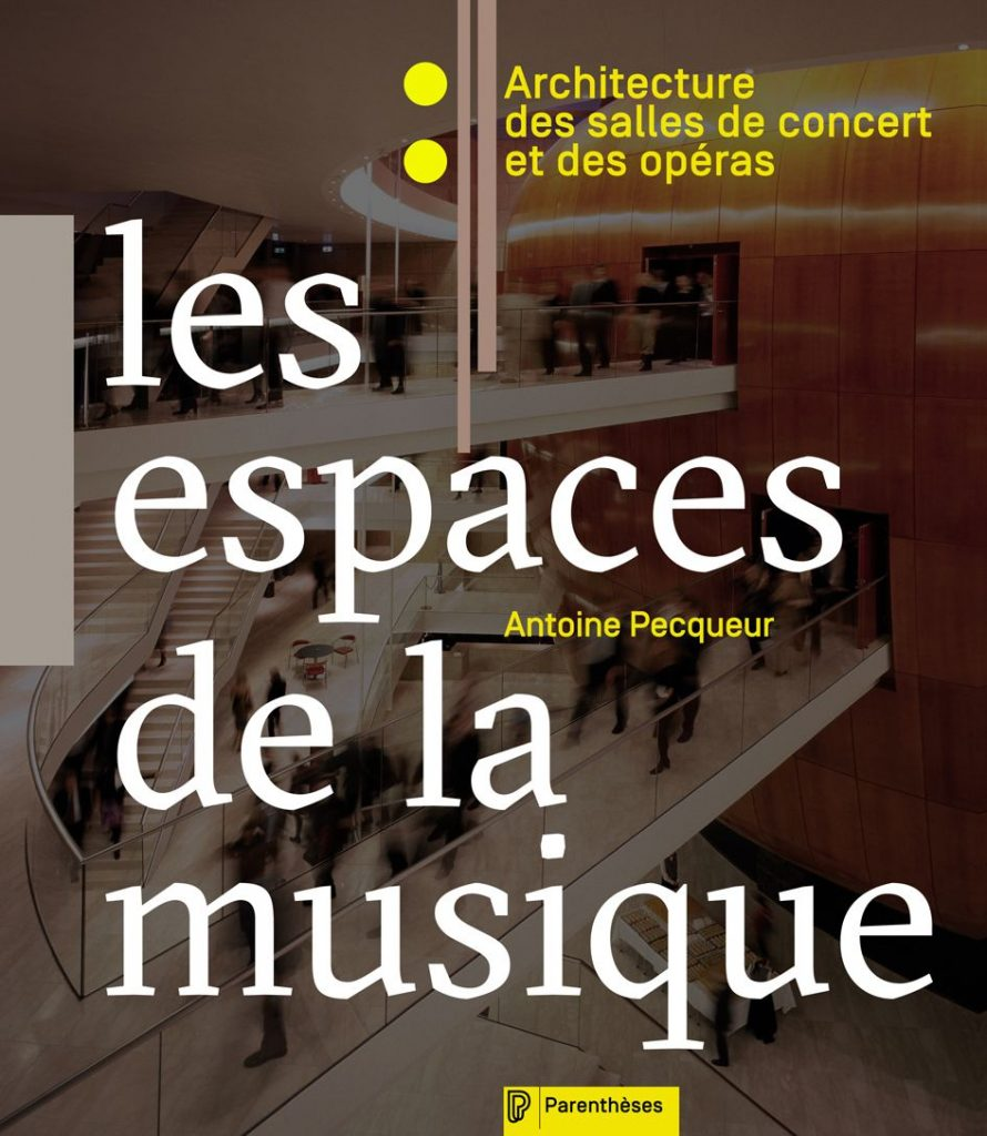 couv musique 890x1024 - Les espaces de la musique, lieux d'un dialogue fécond