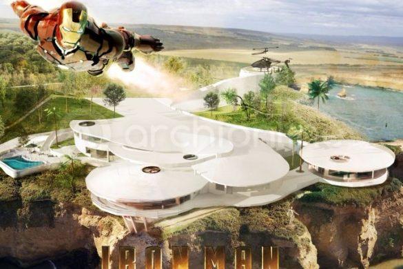 iron man 585x390 - Villa d'Iron Man ou vie post carcerale : la revue de presse du 27/09/2016