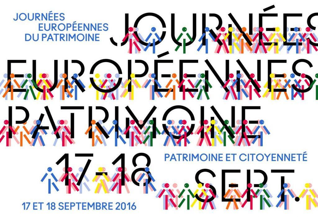 """journees patrimoine 1024x699 - Les Journées Européennes du Patrimoine, entre """"Patrimoine et Citoyenneté"""""""