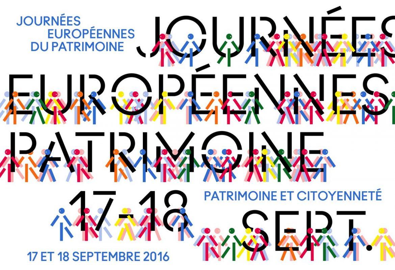 """journees patrimoine 1170x799 - Les Journées Européennes du Patrimoine, entre """"Patrimoine et Citoyenneté"""""""
