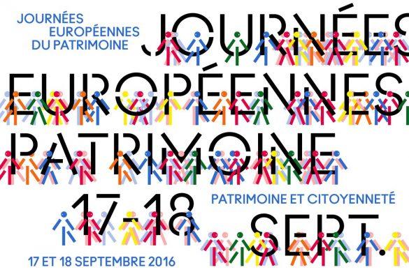 """journees patrimoine 585x390 - Les Journées Européennes du Patrimoine, entre """"Patrimoine et Citoyenneté"""""""