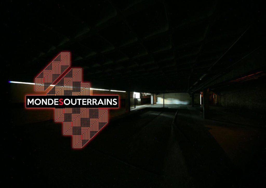 mondes souterrains 1024x722 - La Nuit Blanche à Paris, l'art de la romance en bord de Seine.