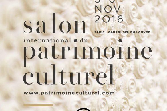 salon patrimoine carre 585x390 - Salon International du Patrimoine Culturel : les chantiers à l'honneur