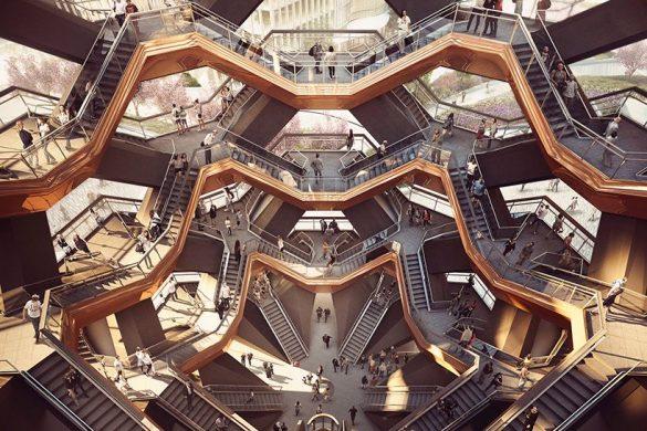 thomas heatherwick2 585x390 - L'architecture, poison ou remède ... : la revue de presse du 20/09/2016