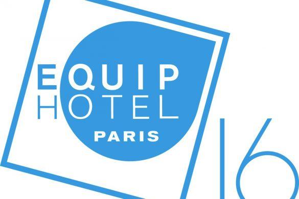 EH16 logo 585x390 - EquipHotel 2016, la créativité nécessaire des fabricants français