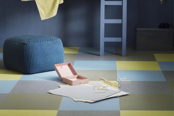 Marmoleum4 585x390 - Marmoleum click : des possibilités infinies de conception !