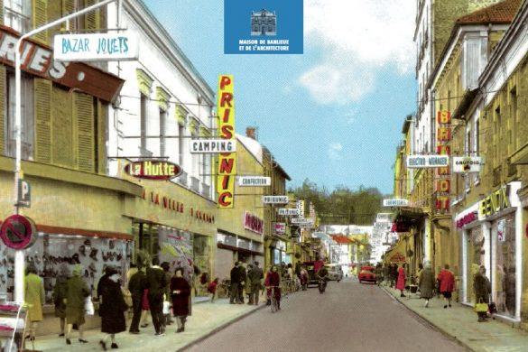 banlieue 585x390 - A l'enseigne de la banlieue. Histoire et projets des commerces en Essonne.