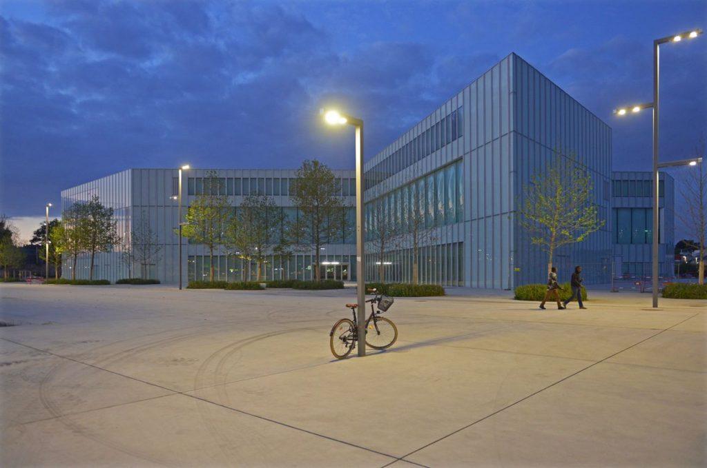 koolhaas_Bibliothèque Médiathèque à Vocation Régionale_BMVR_caen