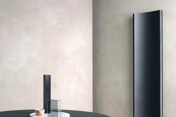 BENTLiving 585x390 - CALEIDO Modèle Bent :un radiateur au design sensuel