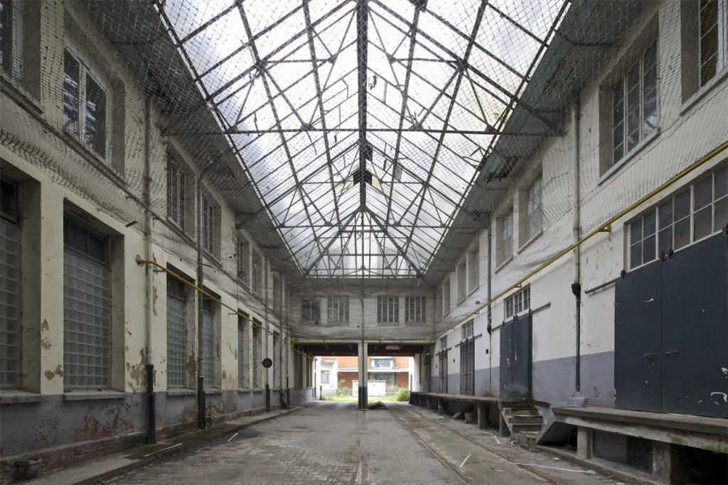 COOP Passage couvert Existant 1024x683 - Réhabilitation de la COOP, un antidote au projet urbain ?